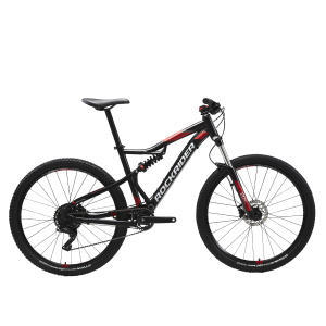 VTT ROCKRIDER ST 530 S BLACK RED
