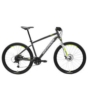 VTT ROCKRIDER ST 520 V2 GREY YELLOW