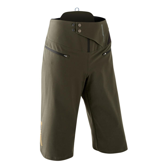 MTB-short All Mountain 500 Kaki