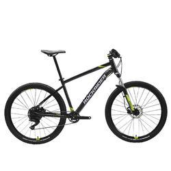 "Mountainbike ST 530 27.5"" 1x9 speed rockrider/microshift zwart"