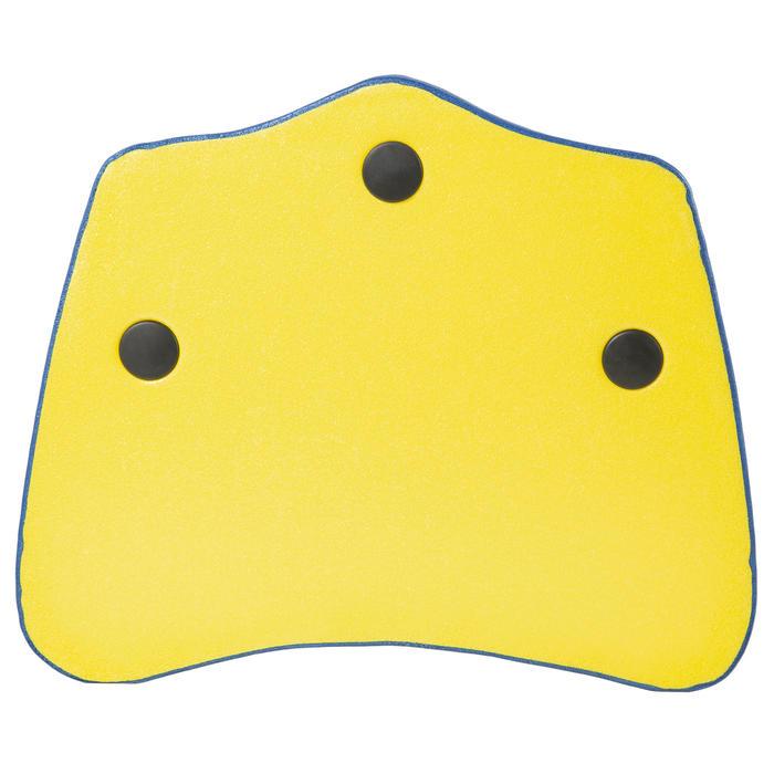 Handplane bodysurf Discovery blauw/geel