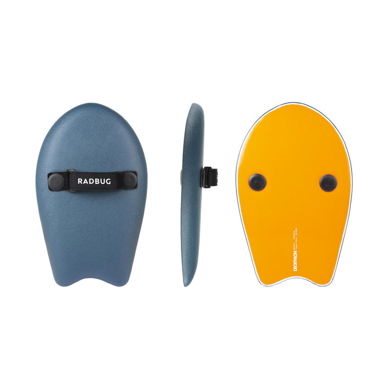 Bodyboard handplane 100 Albastru