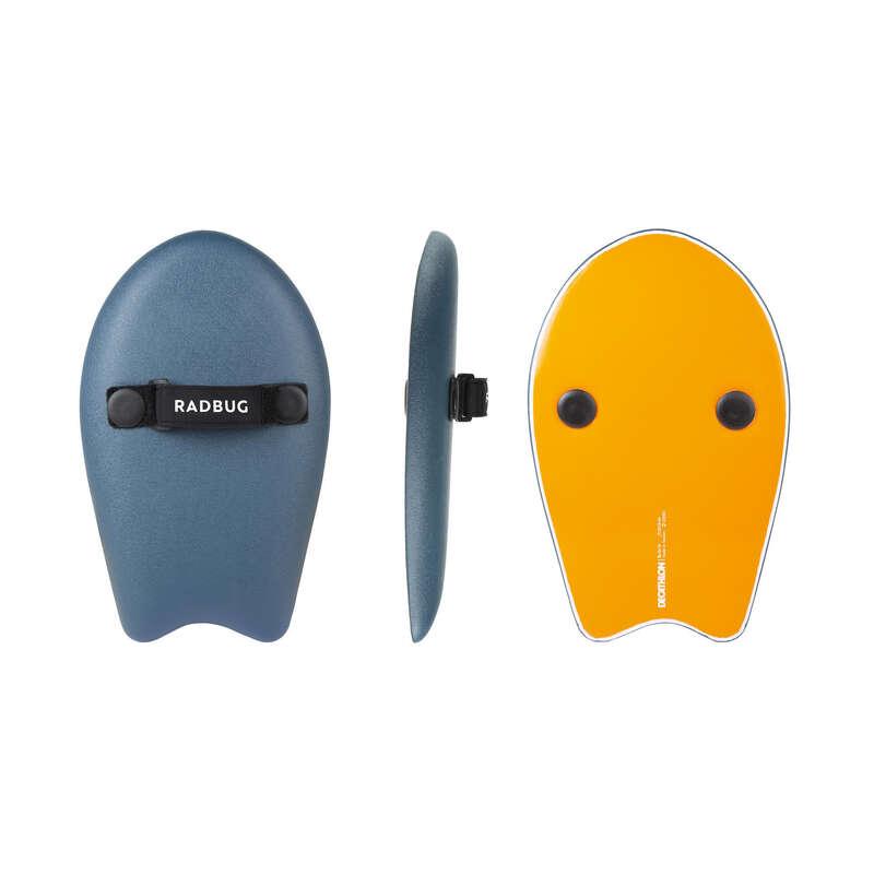 BODYSURF Surfování a bodyboard - PLOVÁK HANDPLANE 100 RADBUG - Bodyboard a skimboard