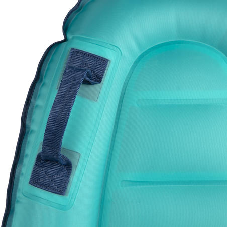 Kid's inflatable Bodyboard DISCOVERY 4 years old-8 years old (15-25 Kg) blue