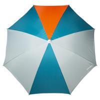 Parasol Beach Umbrella 2 Person UPF50+ PARUV Windstop - Turquoise Blue Orange