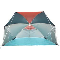 3人UPF50+ 遮陽傘IWIKO 180-薄荷綠/灰色/橘色