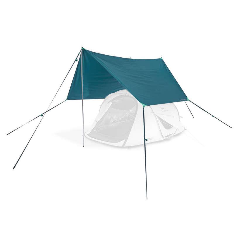 2-3 személyes sátrak - Napvitorla QUECHUA