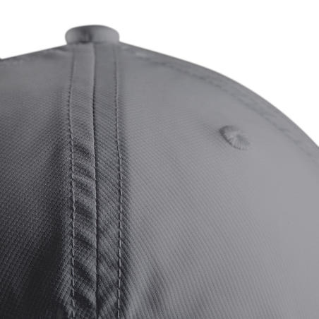 Adult Golf Breathable Cap - Dark Grey