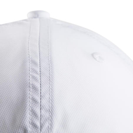Gorra Golf Adulto Blanca Transpirable