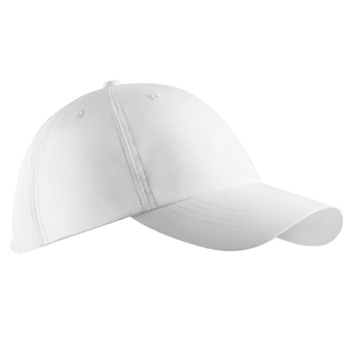 Adult Golf Breathable Cap - White