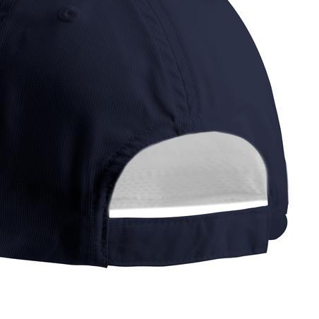Casquette golf adulte respirante bleu marine