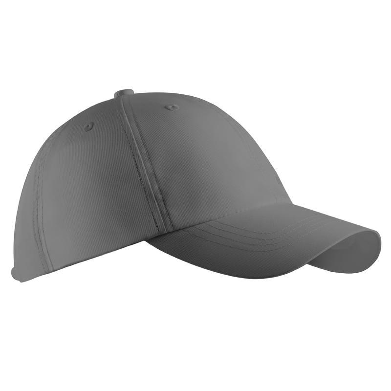 Adult's golf cap WW100 dark grey