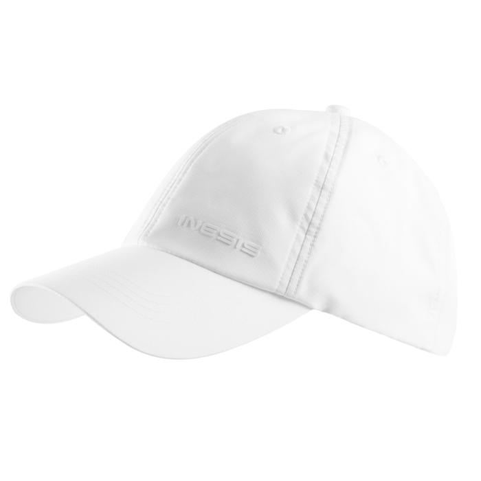 Casquette de golf respirante adulte blanche