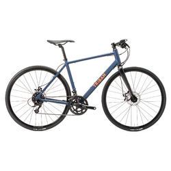 Bici da corsa RC120 FB blu-arancione