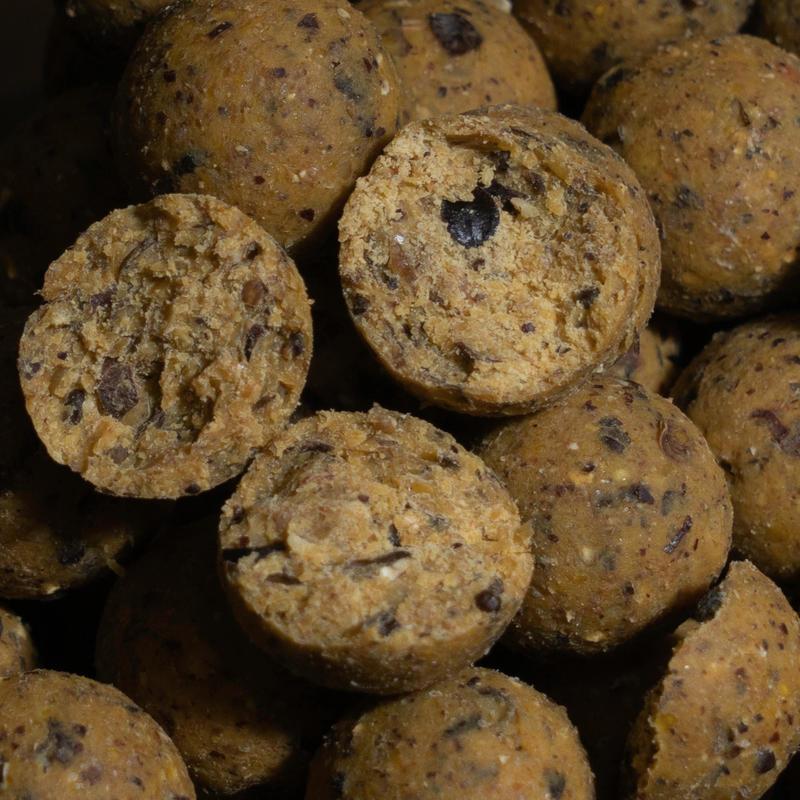 Bouillettes pêche de la carpe NATURALSEED 24mm 10kg Ananas