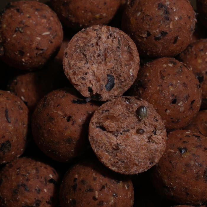 Bouillettes pêche de la carpe NATURALSEED 20mm 2kg Fraise