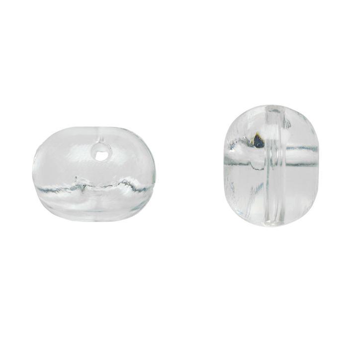 Perle pêche en surfcasting rotative L 5 mm X10