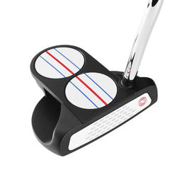 PUTTER GOLF ODYSSEY TRIPLE TRACK 2 BALL DROITIER