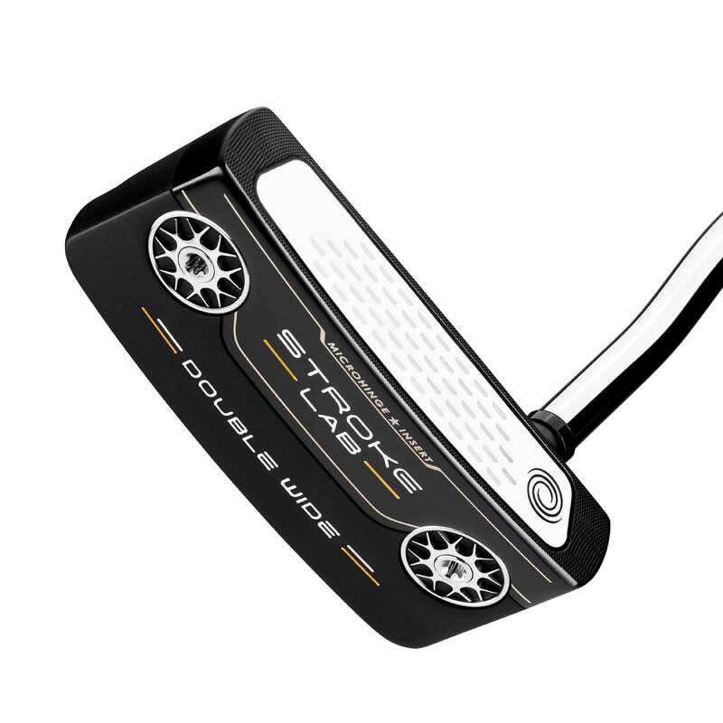 GOLFKLUBOK HALADÓKNAK Golf - Putter golfütő Stroklab Black ODYSSEY - Golfütő, golflabda