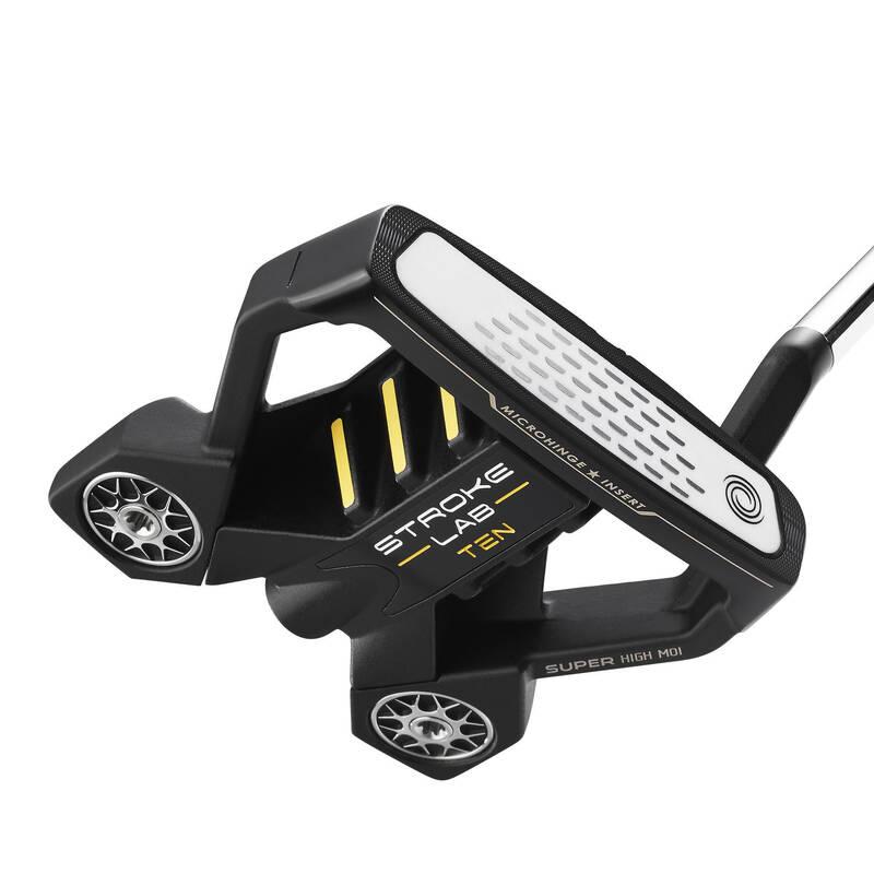 [EN] GOLF PUTTERS Golf - PUTTER STROKLAB Č. 10 ČERNÝ ODYSSEY - Golfové hole a sety