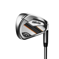 Serie Hierros Golf Callaway Mavrik Diestro Acero Regular