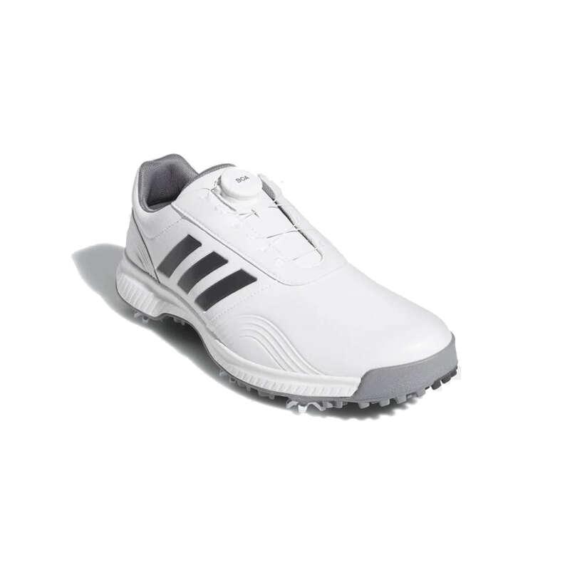 N#I KESZTY# LOVAGLÁSHOZ - Férfi golfcipő CP Traxion Boa ADIDAS