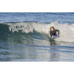 Inflatable Bodyboard Air 100 - Blue Innovation