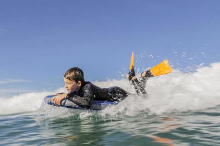 Bodyboard 100 Fins - Orange