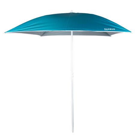 """Kvadratinis skėtis nuo saulės """"Paruv 170"""", mėlynas, UPF 50+, skirtas 1½ asmenims"""