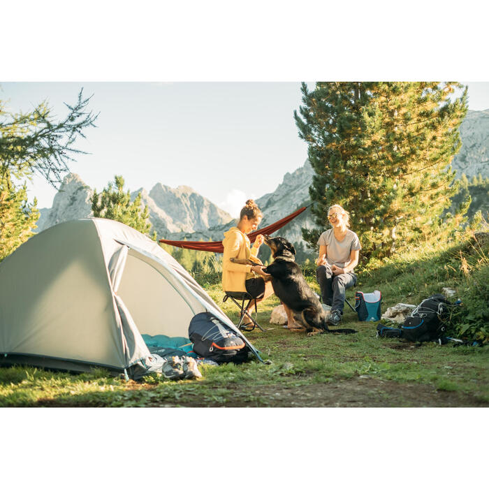 CAMPING TENT MH100 - 2 PERSON - Decathlon