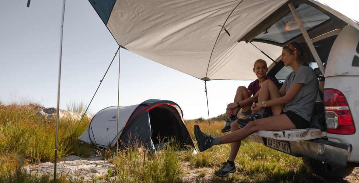 Regulations governing wild camping