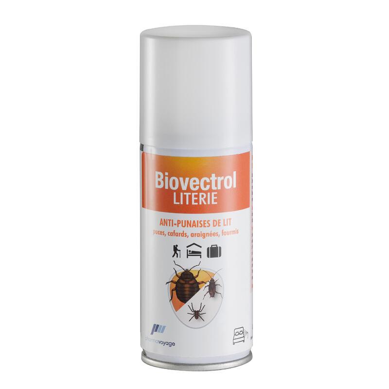Spray anti-insecte așternuturi BIOVECTROL 100 ml