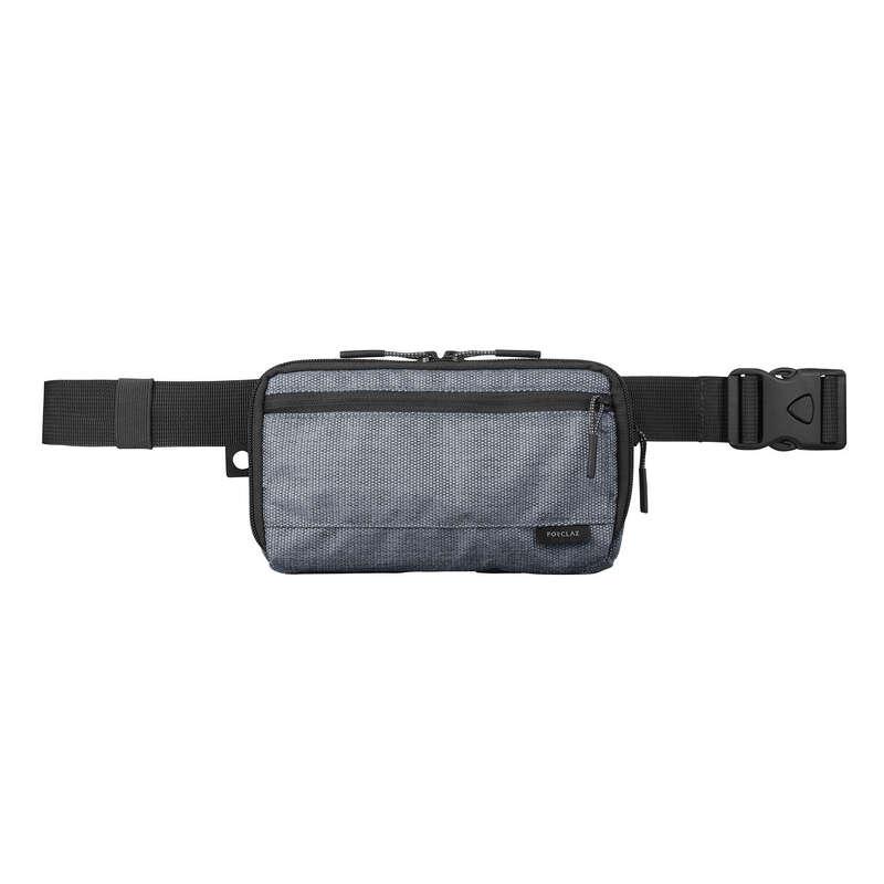 Kompakt hátizsák, backpacking kiegészítők Túrázás - Rendszerező táska Travel XL FORCLAZ - Túra felszerelés