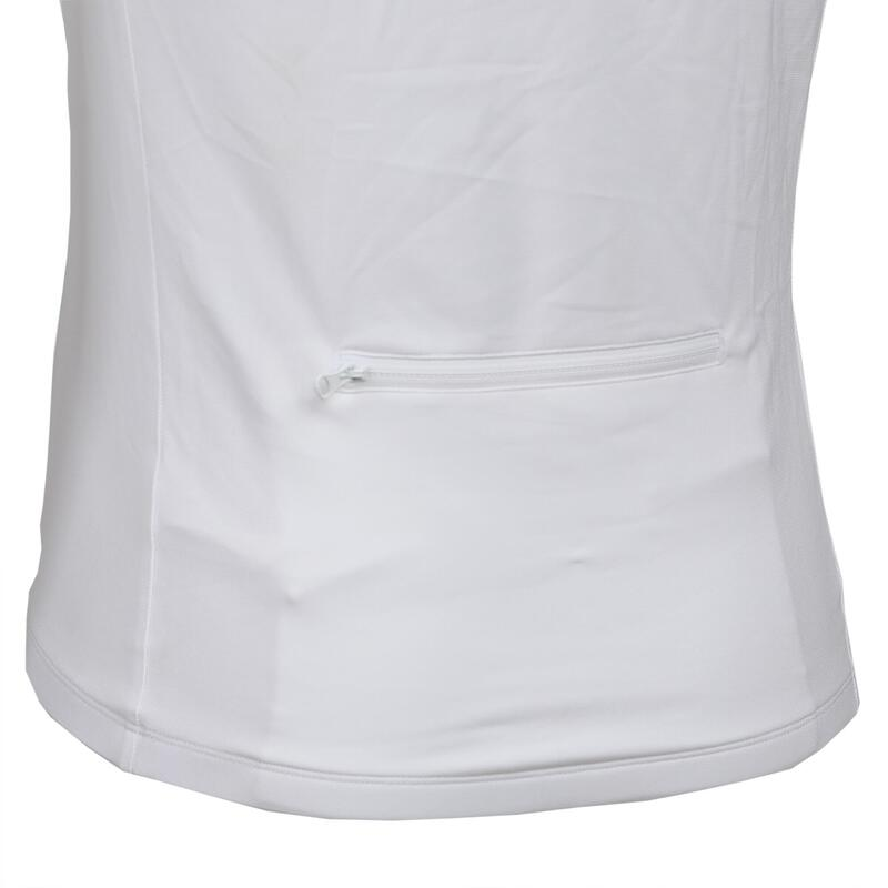 Men's Short-Sleeved Jersey Essential - White