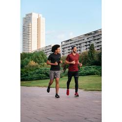 男款跑步短褲RUN DRY - 灰色