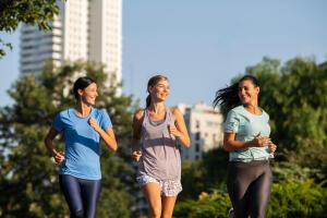 les bénéfices de la course à pied