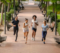 perdre du poids avec la course à pied