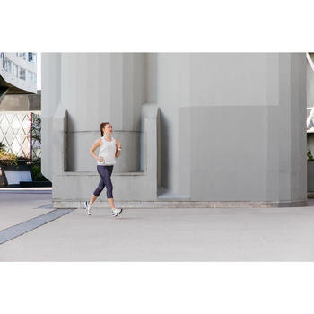 女款跑鞋COMFORT - 米色