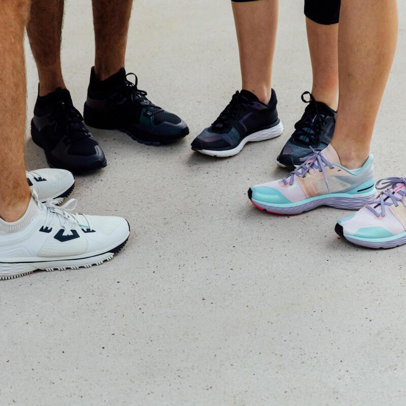 Comment entretenir vos chaussures de course à p
