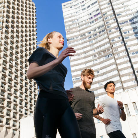 alimentation végétarien course à pied jogging