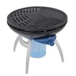 Réchaud Party grill sur cartouche pour le camping du randonneur