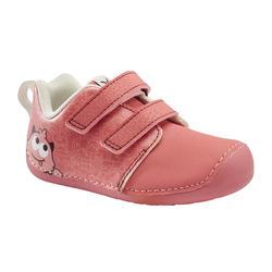 Turnschuhe 505 I Learn Babyturnen rosa/weiss