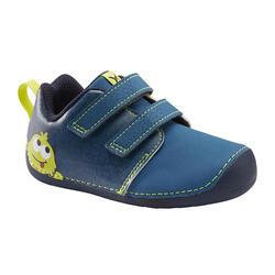 Turnschuhe 505 I Learn Babyturnen blau/grün