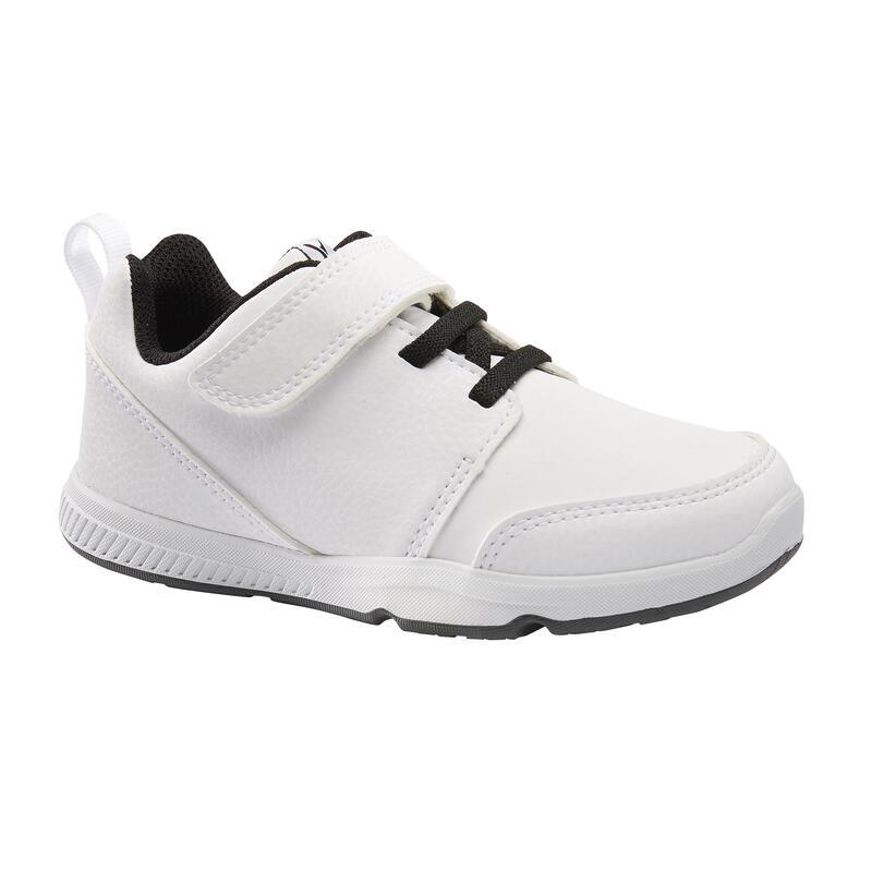 Zapatillas Bebé Primeros Pasos Domyos 550 I Learn blanco tallas 25 al 30