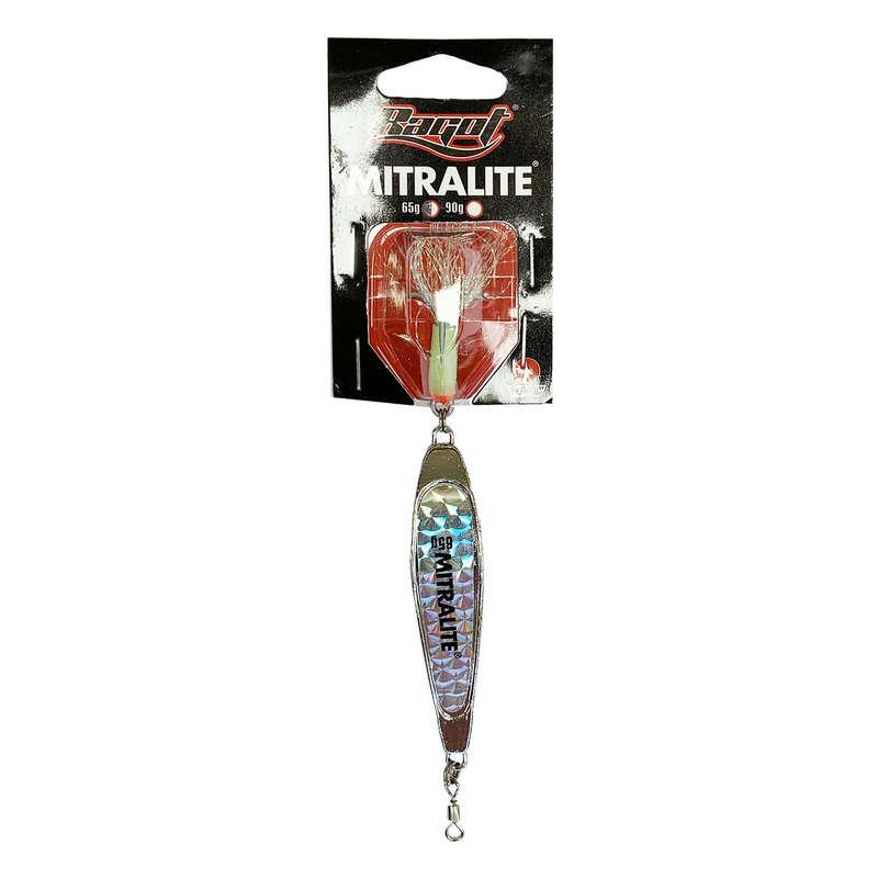 SALTWATER SPOONS HEAVY OVER 60GR Fishing - Mitralite Spoon Lure RAGOT - Fishing