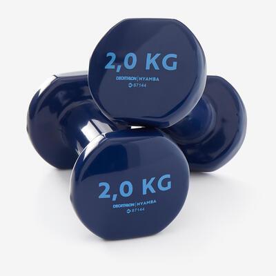 Tone Dumbbells Twin-Pack 2 kg