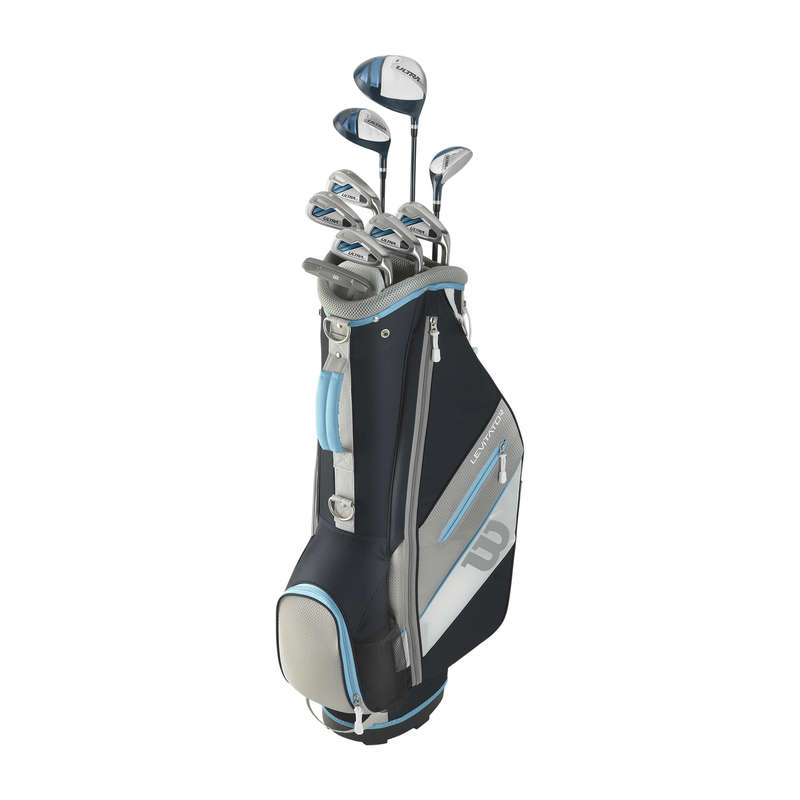 MAZZE GOLF GIOCATORE PRINCIPIANTE Golf - Set golf donna ULTRA XD T1 WILSON - Mazze da golf
