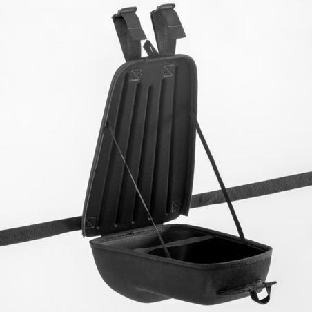 Table Tennis Removable Bat Holder - Black
