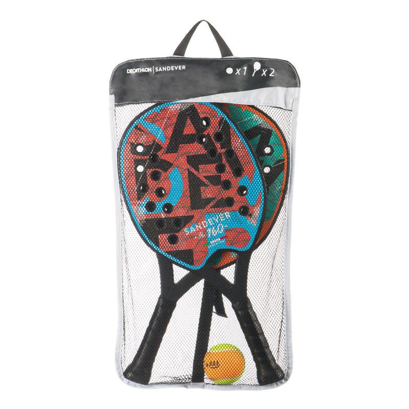 BTR 160 Beach Tennis Racket Set