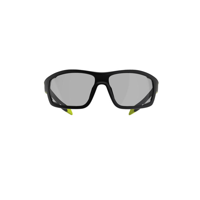 MTB Sportbrille XC Photochrom Kat. 1 -3 schwarz/gelb
